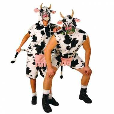 Koe verkleedkleding volwassenen tip