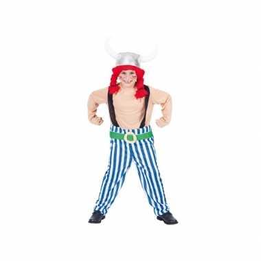 Look-a-like Obelix verkleedkleding kind tip