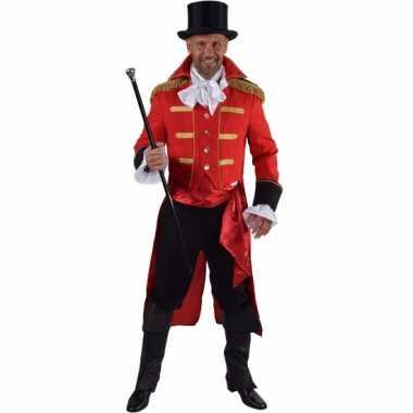 Luxe historisch carnavalsverkleedkleding hertog tip
