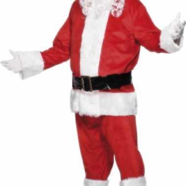 Luxe kerstmanverkleedkleding tip