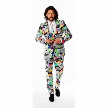 Luxe verkleedkleding heren Testival tip