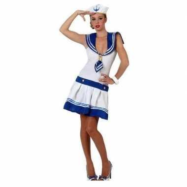 Matroos verkleedkleding dames tip