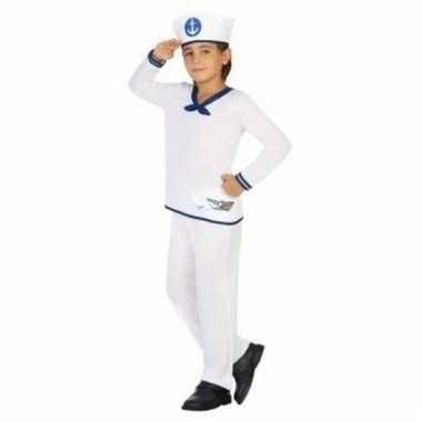 Matroos verkleedkleding jongens tip