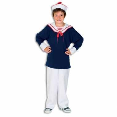 Matrozenverkleedkleding jongens tip