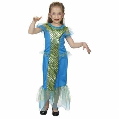 Meisjes zeemeerminnen verkleedkleding tip