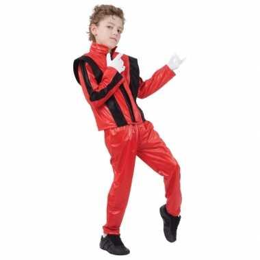 Michael kinder verkleedverkleedkleding Thriller tip