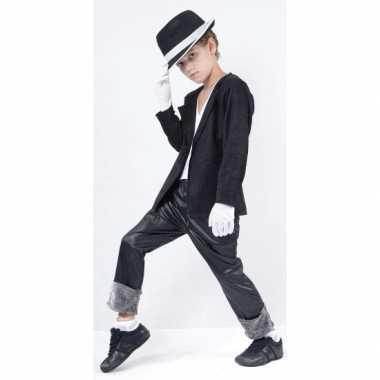 Michael verkleed verkleedkleding kind tip