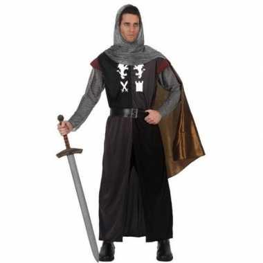 Middeleeuws ridder verkleed verkleedkleding heren tip