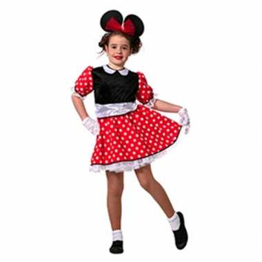 Minnie Mouse verkleed verkleedkleding kind tip