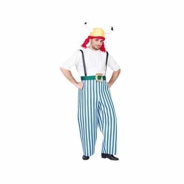Obelix look a like verkleedverkleedkleding tip