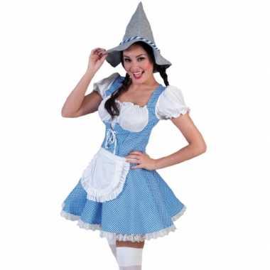 Oktoberfest verkleedkleding dames tip