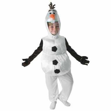 Olaf Frozen verkleed verkleedkleding kind tip