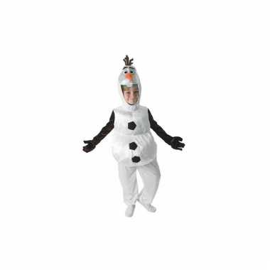Olaf Frozen verkleed verkleedkleding peuters tip
