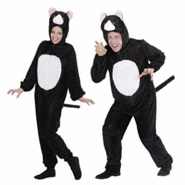 Onesie dierenverkleedkledingken kat tip