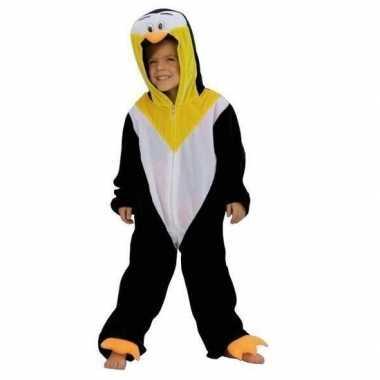 Pinguin kinder verkleedkleding tip