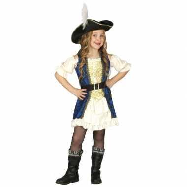 Piraten verkleedkleding meisjes tip