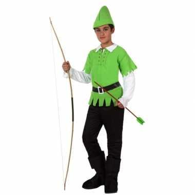 Robin Hood kinder verkleedkleding tip
