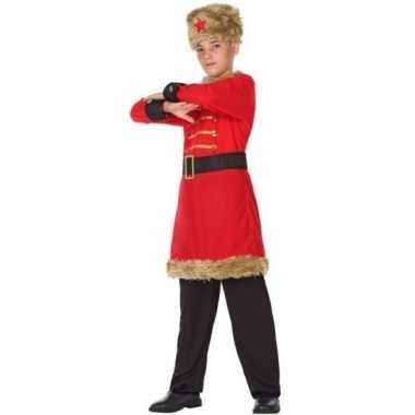 Russische kozakken verkleed verkleedkleding jongens tip