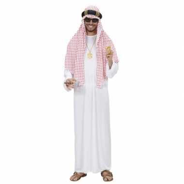 Saudi Arabier verkleedkleding heren tip