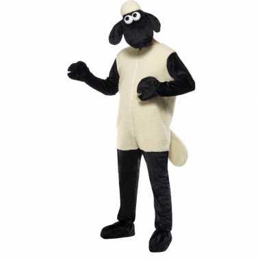 Schapenverkleedkleding Shaun tip