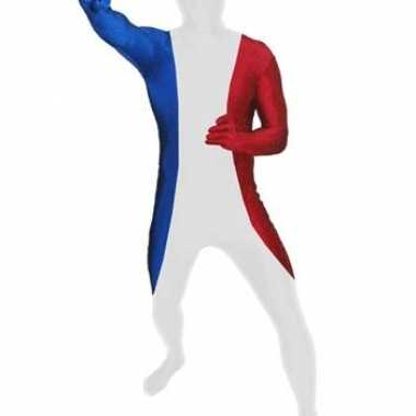 Secon skin verkleedkleding Frankrijk tip