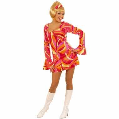 Seventies verkleedkleding dames tip