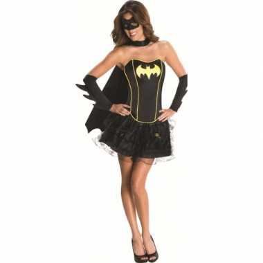 Sexy Batgirl verkleedkleding dames tip