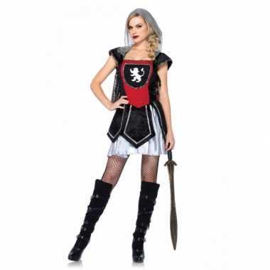 Sexy ridderverkleedkleding dames tip