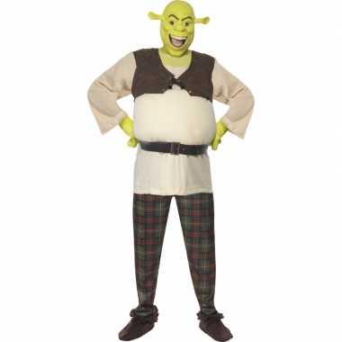 Shrek verkleedkleding mannen tip