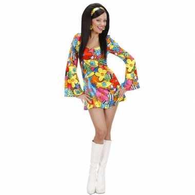 Sixties verkleedkleding vrouwen tip
