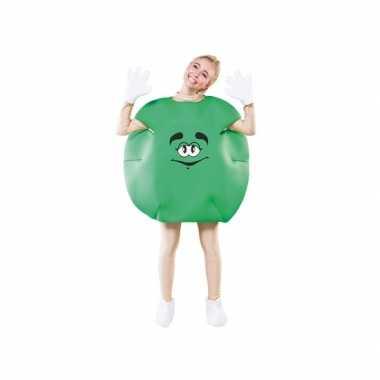 Snoep verkleedkleding groen tip