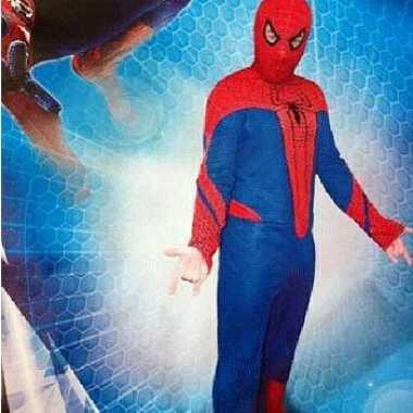 Stripfiguren verkleedkledings Spiderman tip