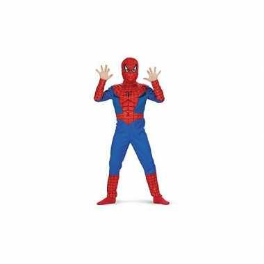 Superheld Spiderman verkleedkleding tip