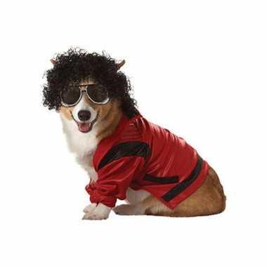 Thriller verkleedkleding honden tip