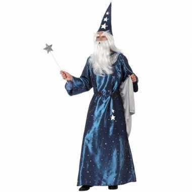 Tovenaars verkleedkleding volwassenen tip