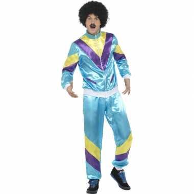 Trainingsverkleedkleding jaren 80 tip