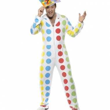 Twister verkleedkleding heren tip