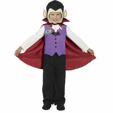 Vampier verkleedkleding kind tip
