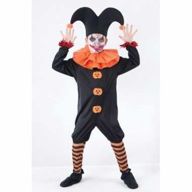 Verkleed verkleedkleding halloween harlekijn tip