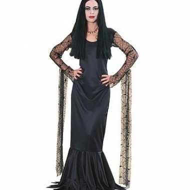 Verkleedkleding  Addams Family jurk dames tip