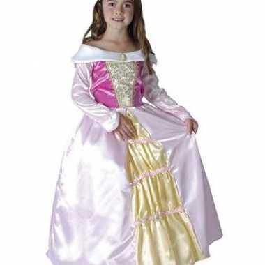 Verkleedkleding  Assepoester jurk meisjes tip