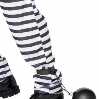 Verkleedkleding  Bal kettingen tip