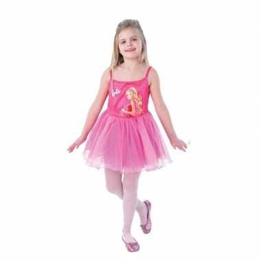 Verkleedkleding barbie ballerina jurk meisjes tip
