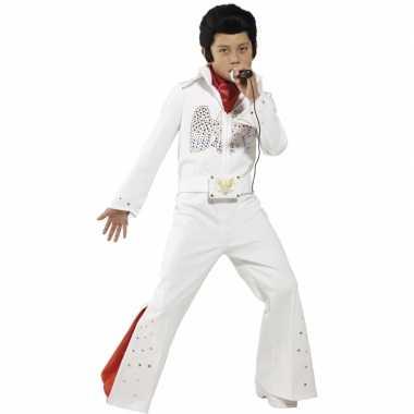 Verkleedkleding Elvis kind tip