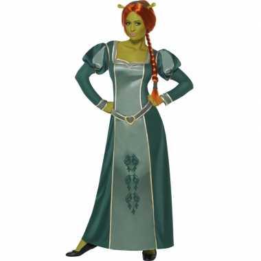 Verkleedkleding  Fiona jurk film Shrek tip