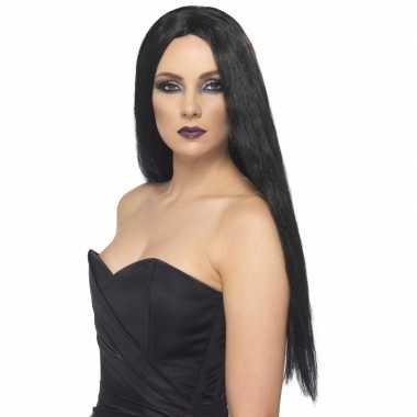Verkleedkleding  Halloween heksen pruik tip