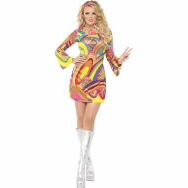 Verkleedkleding Hippie jurkje tip
