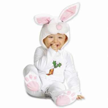 Verkleedkleding konijntje dreumes tip