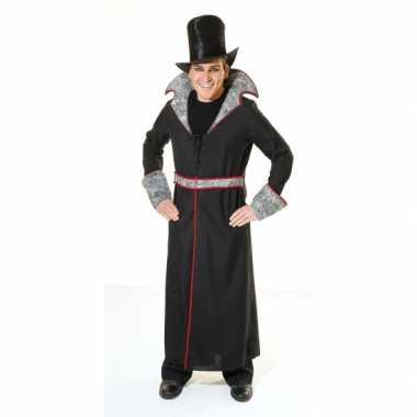Verkleedkleding  Lange vampieren jas tip