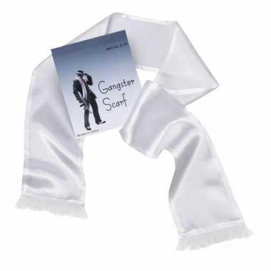 Verkleedkleding  Maffia sjaal kwastjes tip